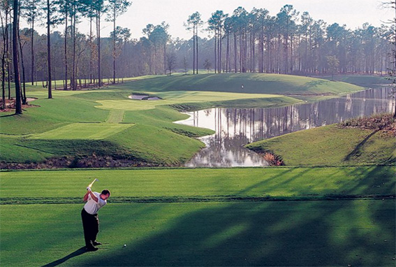 TPC of Myrtle Beach golf course