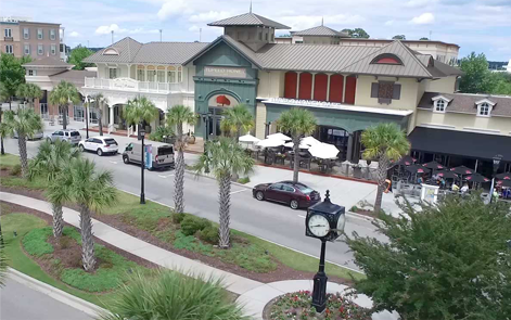 Shops at the Market Commons
